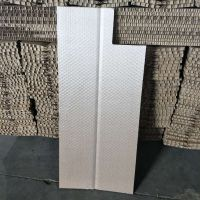 L型蜂窝纸板拆线护角 家电包装防护纸立柱 缓冲性能好蜂窝纸组装件