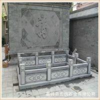 宏信供应青石花岗岩石雕栏杆汉白玉石栏板庭院护栏多少钱一米价格