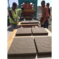 协助建厂免费培训工人免费安装调试QT_JF5-20B免烧砖机