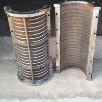 脱水机过滤筛A沧州280各种型号高圆度脱水机过滤筛专业生产厂家