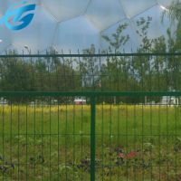 带边框护栏网,框架围栏网价格