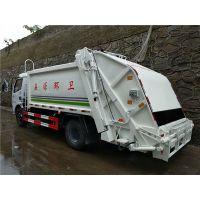 东风5吨压缩垃圾车多少钱一辆