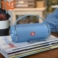 TG116C手提蓝牙音箱户外防水布艺无线音箱厂家直销