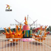 游乐场小型游乐设备欢乐袋鼠跳童星精美独特