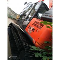 日立120二手挖掘机原装报关进口挖掘机手续齐全全国包运输