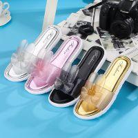 亏本促销居家时尚兔头凉拖鞋 夏季女士室防滑按摩沙滩塑料拖鞋 厂