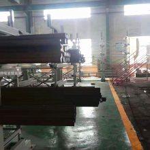 湖北棒料存放架 伸缩式管材货架销售 放钢管的架子