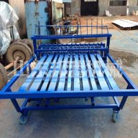 农用草帘子机、临沂自产新款自动草帘机、温室大棚保温草垫子机