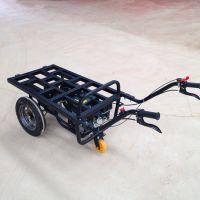 加厚钢板灰斗拉砖车 燃油动力大棚拉货车 奔力YT-SL