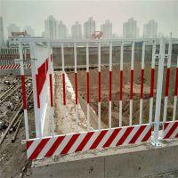 广州基坑护栏 泥浆地临时圈地围挡 建筑基坑护栏