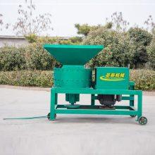 黄山市牛场青饲料打浆机 小型多功能青饲料打浆机