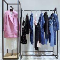 达拉达女装很多品牌折扣女装在哪进的货源真丝连衣裙长款多种风格混纺大码