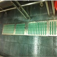 304不锈钢篦子,厨房水篦子,漳州不锈钢盖板防滑板