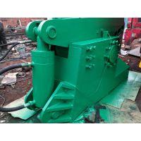 235吨鳄鱼剪切机参数配置 剪40的废钢板用多大的剪切机 思路供应切断机油缸