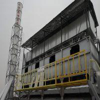 VOC废气处理化工专用吸附嘉特纬德催化燃烧废气处理环保设备不锈钢河北定制
