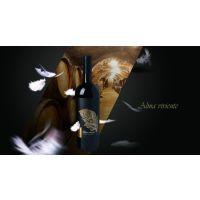迈极客智利进口赤霞珠精酿13度干红葡萄酒,麦坡谷灵魂酒庄750ml