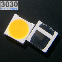 供应3030普瑞晶元灯珠1W正白光户外路灯高品质LED 3030灯珠规格参数