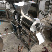 生姜 菠萝榨汁机 商用水果榨汁机 大型不锈钢材质