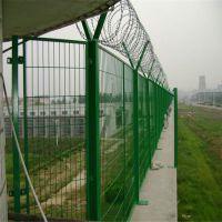 看守所钢网墙 劳教所防护网 监狱护栏网