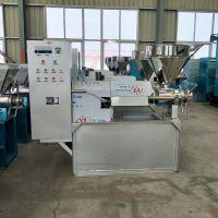 大型全自动花生果榨油机精炼油生产线 芝麻榨油机 高效环保 价格优惠