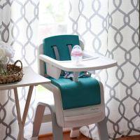现货荷兰 ZAAZ儿童可调节升降成长型餐椅 宝宝多功能餐桌椅