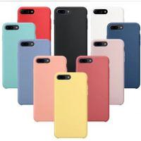 官方iphonex原装手机壳苹果6/7plus液态硅胶ip8保护套工厂直销