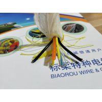 聚氨酯水密零浮力漂浮电缆电气光组合线缆