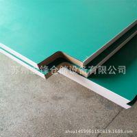 流水线防静电桌面绿色工作台桌面不锈钢台面密度板榉木耐磨台面