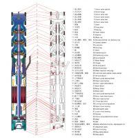 轴流泵型号-农用潜水泵-混流泵型号-不锈钢深井泵-潜水轴流泵