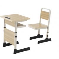 朗哥家具 单人课桌椅KZY016 学校家具 厂家直销