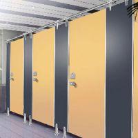 公共卫生间隔断板厕所隔断门淋浴间防潮防水二代抗倍特板AAA