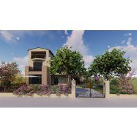 长沙花园设计/别墅庭院设计/屋顶花园设计价格方案施工找植来植趣