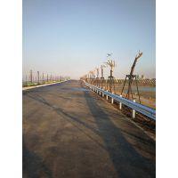 波形钢护栏板厂家广西南宁公路防撞护栏板生产安装