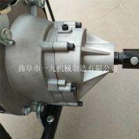 專業定制 多規格新型汽油四沖挖坑機 高效率雙人手提式地鉆機