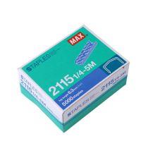 正品日本进口MAX/美克司拱形钉 拱形针2115-1/4-5M 5000钉/盒
