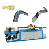 供应伺服送料自动数控弯管机 方管弯曲设备 液压高精密金属弯管机