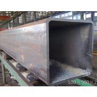 天津大方管厂家200方300方矩管500方管生产厂家材质q235bq345b定尺生产