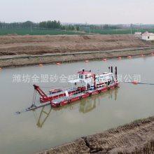 大型吸沙船口径 小时产量五百方的吸沙船多少钱