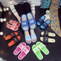 拖鞋女夏室内居家防滑塑料拖鞋夏季韩版男女士浴室可爱凉拖鞋女