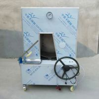 燃气烧饼机自动烧饼机香酥烤饼机转炉烧饼机生产厂家 烧饼炉