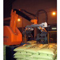 西安兰州啤酒建材码垛机器人专业产厂家,陕西6轴搬运机器人哪家好