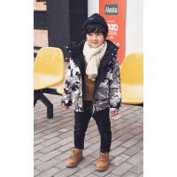 18新款品牌童装欧米源冬季棉服尾货走份批发