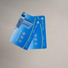 旅游景区PVC年票卡制作,旅游景点消费一卡通