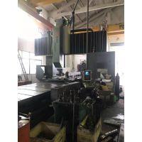 低价出售二手精品纽威2*4米龙门加工中心提供安装调试