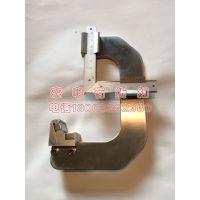 钢轨磨耗测量仪游标机械钢轨磨耗测量尺43KG 50KG 60KG测量尺