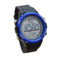 深圳手表工厂定制外贸新款登山运动双显电子手表