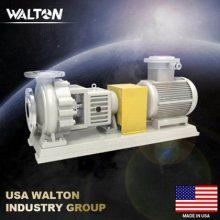美国WALTON沃尔顿 进口石油化工流程泵 化工离心泵 不锈钢离心泵 高温离心泵