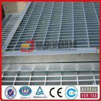 专业生产厂家 热镀锌钢格栅板 加工定制钢格板 平台踏步钢格板