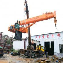 新人专享船用起重机 湖南船用甲板吊机厂家 船吊各种吨位价格