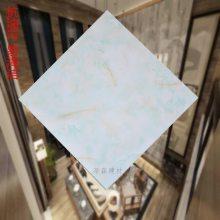 集成吊顶铝扣板 厨房卫生间专用 抗油污铝天花 滚涂石纹